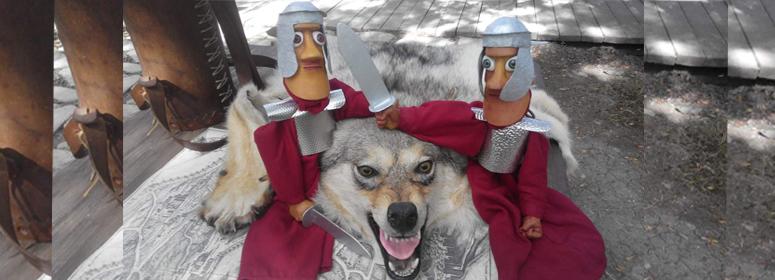 Куклы. Римская империя.