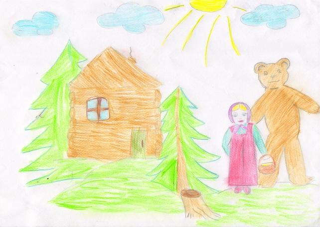 Кудрявцева К. 6 лет. Театр глазами детей (3)