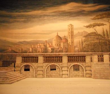 декорации мариинского театра
