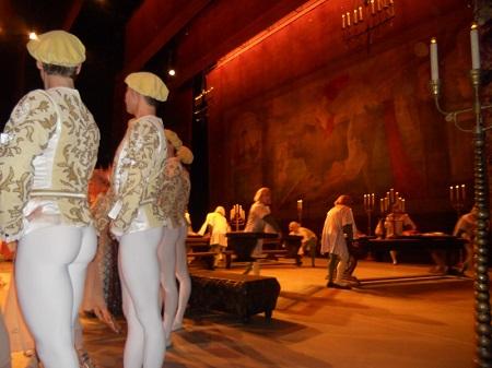 артисты мариинского балета