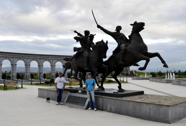 Мемориал Памяти и Славы