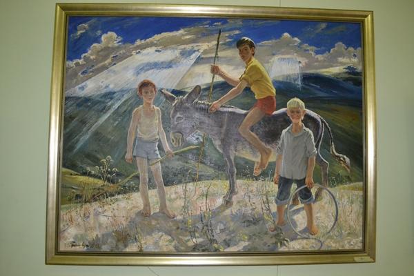 картинная галерея в Грозном