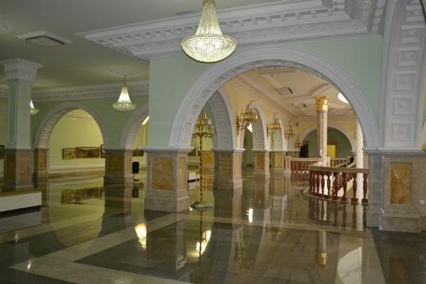 Музей в Грозном