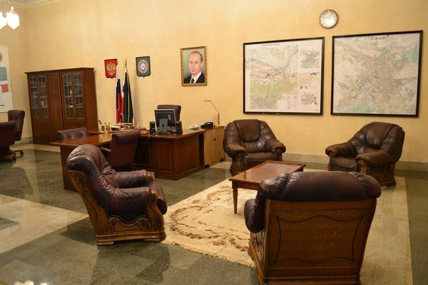 Кабинет Кадырова