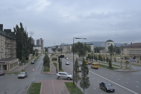 Проспект Кадырова