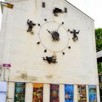 Творческая поездка в Воронеж